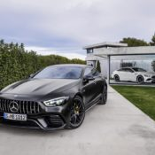 2019 Mercedes AMG GT 4 Door Coupe 3 175x175 at Official: 2019 Mercedes AMG GT 4 Door Coupe