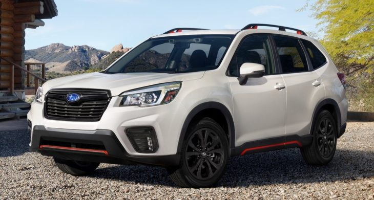 2019 Subaru Forester 4 730x391 at 2019 Subaru Forester Arrives with Tons of Features