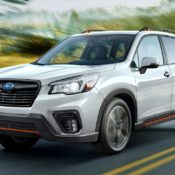 2019 Subaru Forester 5 175x175 at 2019 Subaru Forester Arrives with Tons of Features
