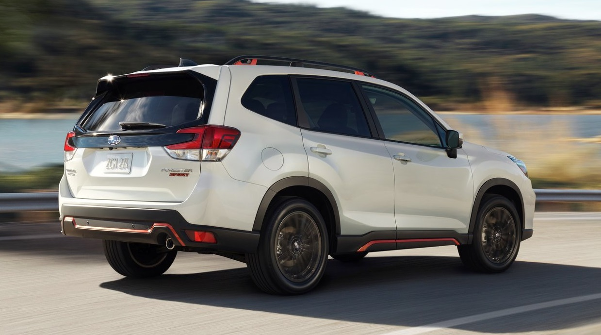 Crosstrek 18 Wheels >> 2019 Subaru Forester Arrives with Tons of Features