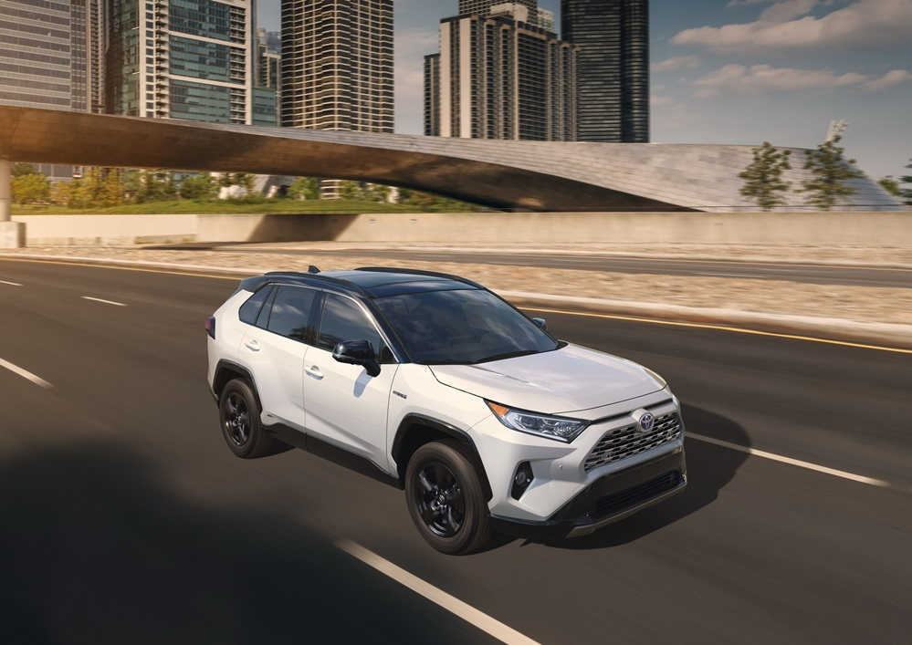 2018 Toyota Supra Msrp >> 2019 Toyota RAV4 Goes Official with Aggressive Design