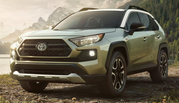2019 Toyota RAV4 2 730x422 at 2019 Toyota RAV4 Goes Official with Aggressive Design