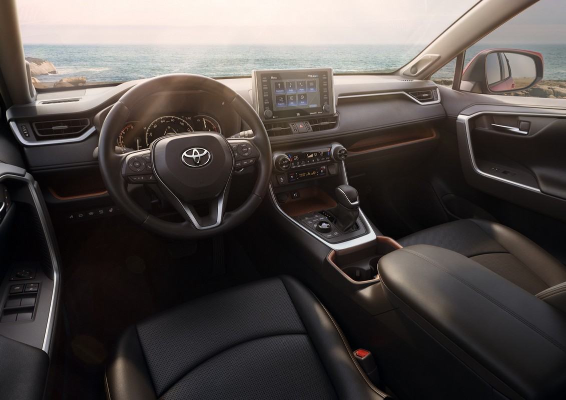 2019 Toyota Rav4 Goes Official With Aggressive Design