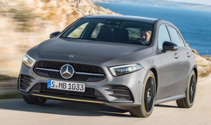 2019 a class uk 1 730x434 at 2019 Mercedes A Class   UK Pricing and Specs