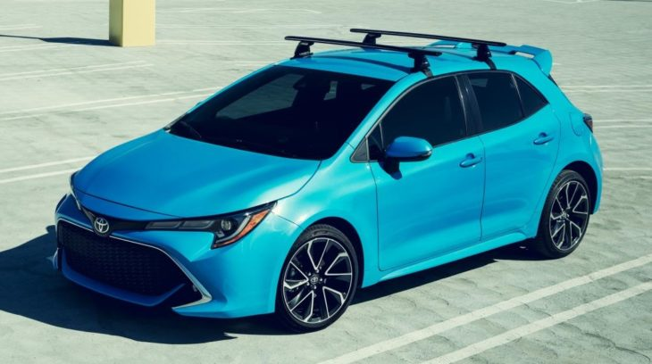 2019 Toyota Corolla Hatchback 21 730x408 at 2019 Toyota Corolla Hatchback Set for NY Debut