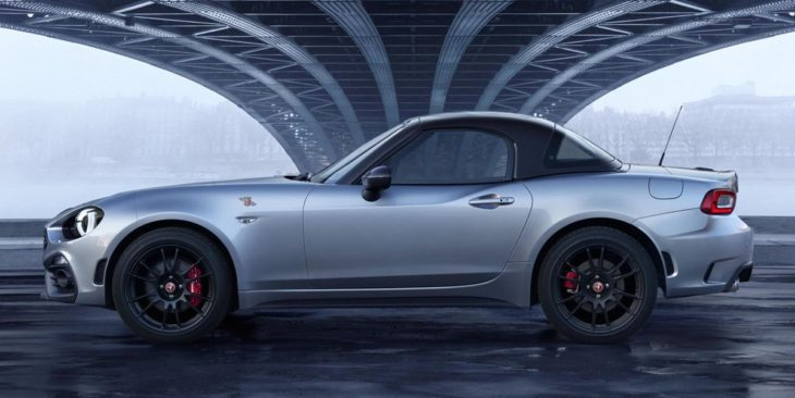 Abarth 124 GT 730x366 at Geneva 2018: Abarth 124 GT and Fiat 124 Spider S Design