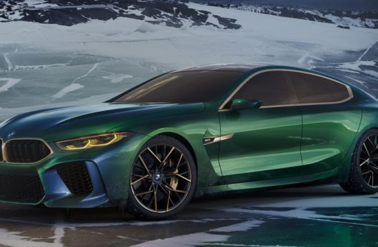 BMW M8 Gran Coupe 1 550x360 at BMW M8 Gran Coupe Revealed in Concept Form