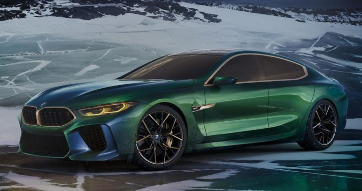 BMW M8 Gran Coupe 1 730x386 at BMW M8 Gran Coupe Revealed in Concept Form