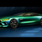 BMW M8 Gran Coupe 9 175x175 at BMW M8 Gran Coupe Revealed in Concept Form