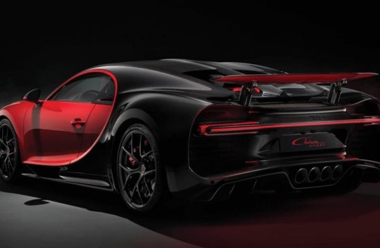 Bugatti Chiron Sport 1 550x360 at Bugatti Chiron Sport Revealed, Priced from $3.26 Million