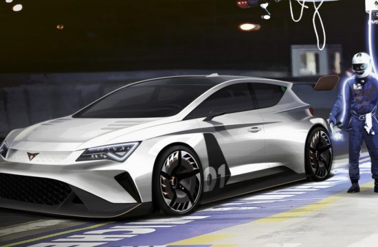 CUPRA e Racer 1 550x360 at Geneva 2018: SEAT to Go Electric Racing with CUPRA e Racer