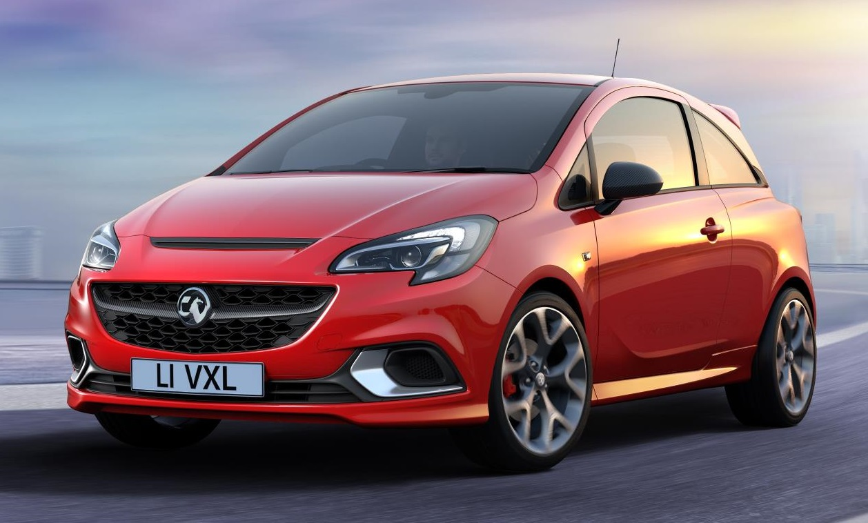 2019 opel vauxhall corsa gsi officially announced. Black Bedroom Furniture Sets. Home Design Ideas