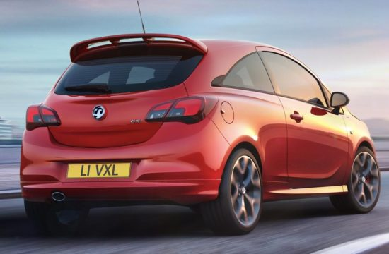 Corsa GSi 2 550x360 at Vauxhall Corsa GSi Pricing Revealed, Starts from £18,995