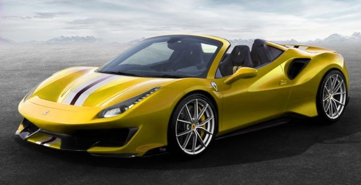 Ferrari 488 Pista Aperta 1 730x375 at Ferrari 488 Pista Aperta Speculatively Rendered