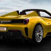 Ferrari 488 Pista Aperta 2 175x175 at Ferrari 488 Pista Aperta Speculatively Rendered