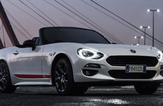 Fiat 124 Spider S Design 1 550x360 at Geneva 2018: Abarth 124 GT and Fiat 124 Spider S Design