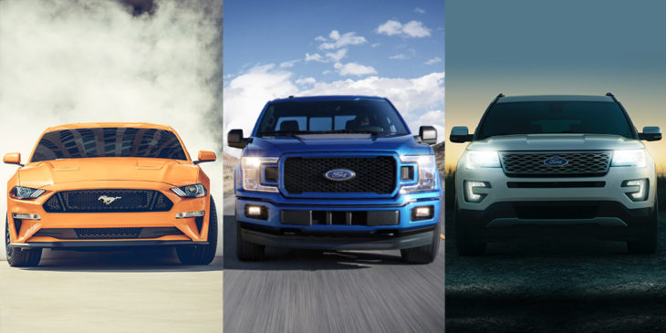 Ford Future Hybrid Vehicles 730x365 at 2020 Ford Bronco and GT500 Confirmed as Part of Revamped Lineup