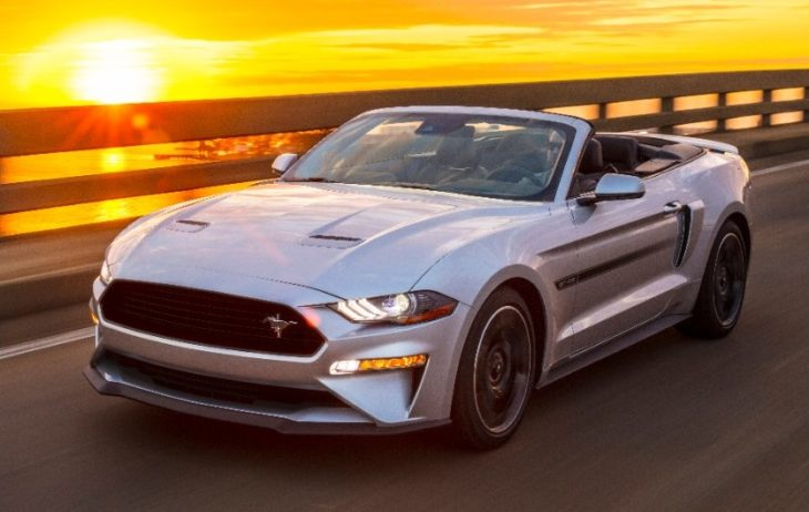 Ford Mustang GT California Special 1 730x462 at Ford Mustang GT California Special Makes a Return for 2019