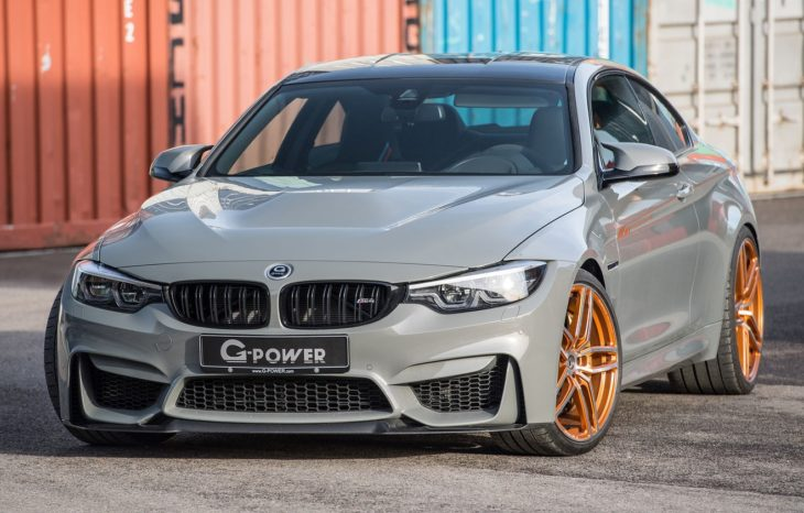 G Power BMW M4 CS 1 730x466 at G Power BMW M4 CS Comes with 600 Horsepower