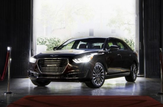 Genesis G90 2018 Academy Awards 1 550x360 at Genesis G90 2018 Academy Awards Editions