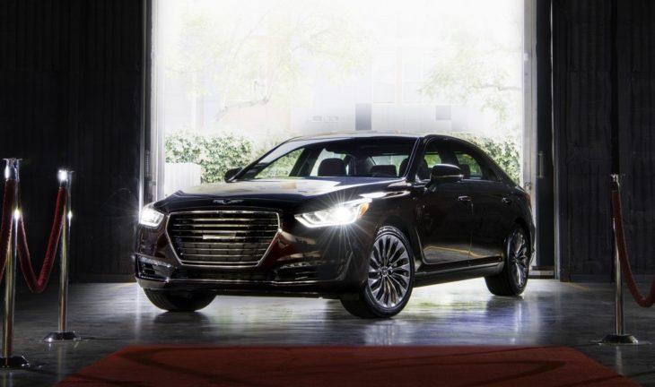 Genesis G90 2018 Academy Awards 1 730x432 at Genesis G90 2018 Academy Awards Editions