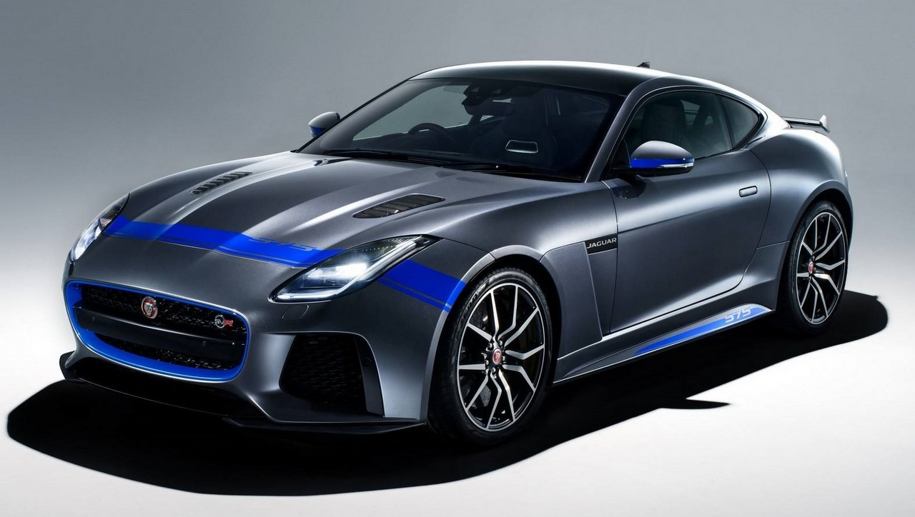 jaguar f type svr graphic pack is for vain people. Black Bedroom Furniture Sets. Home Design Ideas