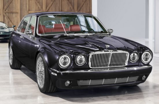 Jaguar XJ Greatest Hits 1 550x360 at Bespoke Jaguar XJ Greatest Hits for Iron Maiden Drummer