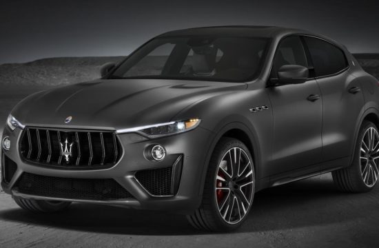 Maserati Levante Trofeo 2018 2 lead 550x360 at 2018 Maserati Levante Trofeo Revealed at NY Auto Show