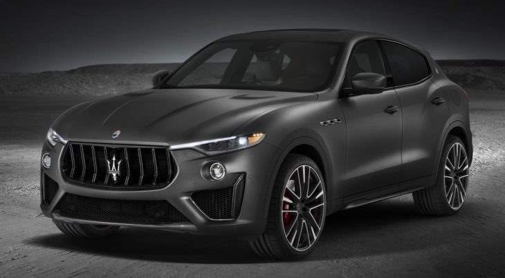 Maserati Levante Trofeo 2018 2 lead 730x403 at 2018 Maserati Levante Trofeo Revealed at NY Auto Show