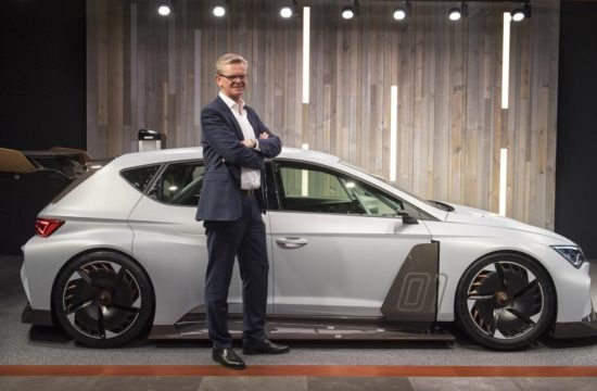 Mattias Rabe CUPRA HQ 550x360 at CUPRA e Racer to Launch E TCR Racing Series