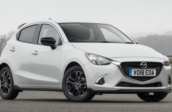 Mazda2 Sport Black 1 550x360 at 2018 Mazda2 Sport Black Special Edition for UK