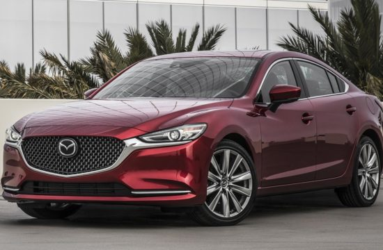 Mazda6 2018 msrp 550x360 at 2018 Mazda6 Sedan Priced from $21,950 in America