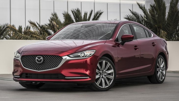 Mazda6 2018 msrp 730x413 at 2018 Mazda6 Sedan Priced from $21,950 in America