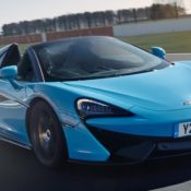 McLaren 570S Spider Track Pack01 175x175 at McLaren Delivers 5,000th Vehicle in North America