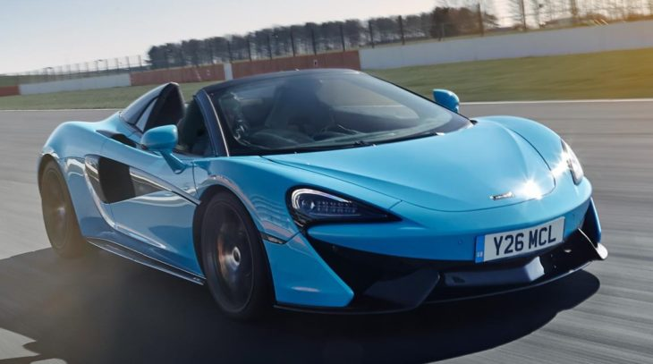 McLaren 570S Spider Track Pack01 730x407 at Official: McLaren 570S Spider Track Pack