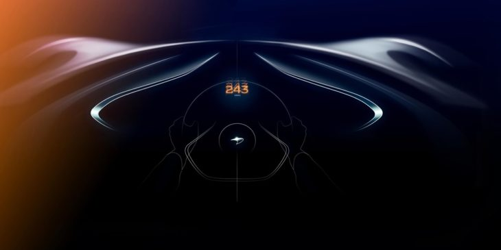 McLaren BP23 March 2018 driver view 730x365 at McLaren BP23 Hyper GT To Do 243 mph   Faster Than the F1