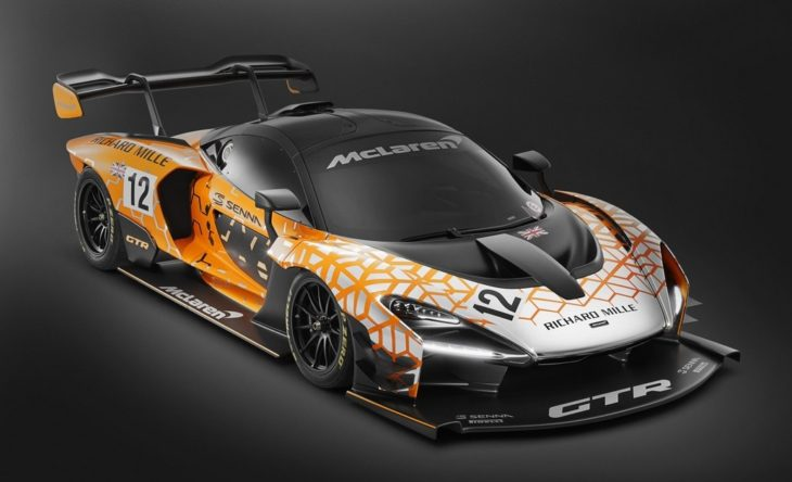 McLaren Senna GTR Concept 01 730x444 at McLaren Senna GTR Head Into Production with $1.4 million Price Tag