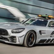Mercedes AMG GT R 4 175x175 at Mercedes AMG GT R 2018 Formula 1 Safety Car Revealed