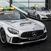 Mercedes AMG GT R 8 175x175 at Mercedes AMG GT R 2018 Formula 1 Safety Car Revealed