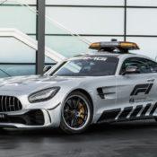 Mercedes AMG GT R 9 175x175 at Mercedes AMG GT R 2018 Formula 1 Safety Car Revealed