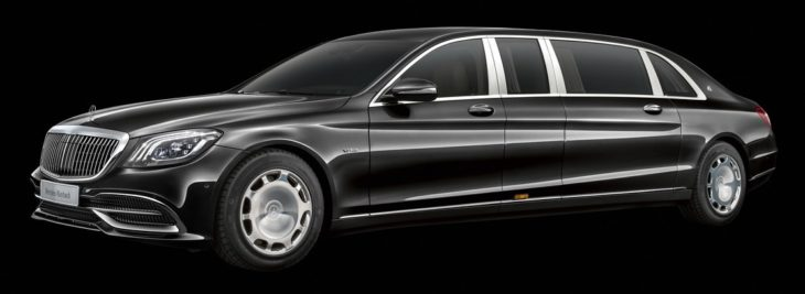 Mercedes Maybach Pullman 10 730x267 at 2019 Mercedes Maybach Pullman Limo Has Superb Specs