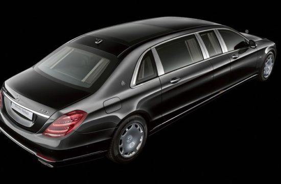 Mercedes Maybach Pullman 8 550x360 at 2019 Mercedes Maybach Pullman Limo Has Superb Specs