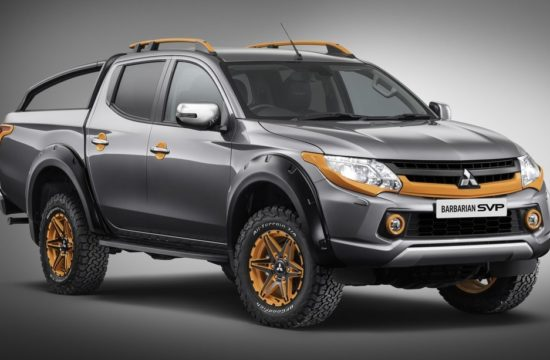 Mitsubishi L200 Barbarian SVP II.1jpg 550x360 at UK Only: Mitsubishi L200 Barbarian SVP II