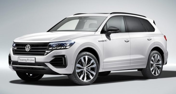 New 2019 Touareg 3 1 730x390 at 2019 Volkswagen Touareg Goes Official
