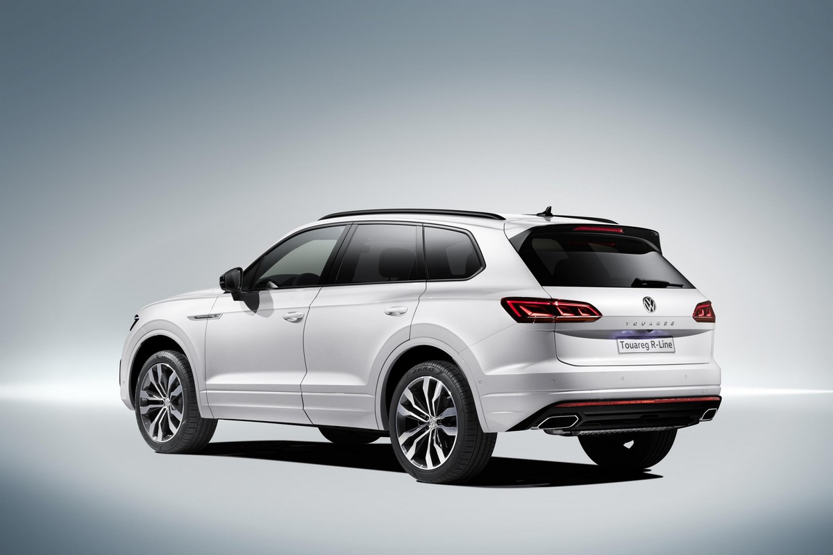 2019 volkswagen touareg goes official. Black Bedroom Furniture Sets. Home Design Ideas