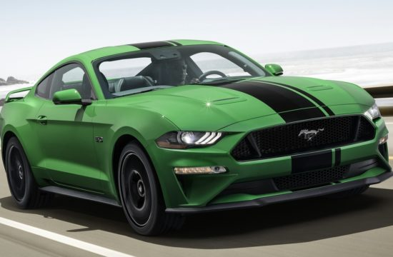 New2019NeedForGreenMustang 01 HR 550x360 at 2019 Mustang Need for Green Announced on Saint Patricks Day