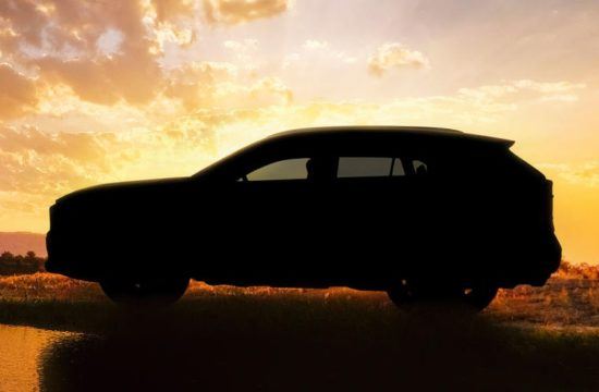 RAV4 2019 teaser 550x360 at 2019 Toyota RAV4 Announced, Gets Two Hybrid Powertrains
