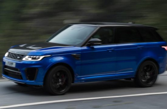 Range Rover Sport SVR Tinamen 1 550x360 at Range Rover Sport SVR Sets Record at Tianmen Road