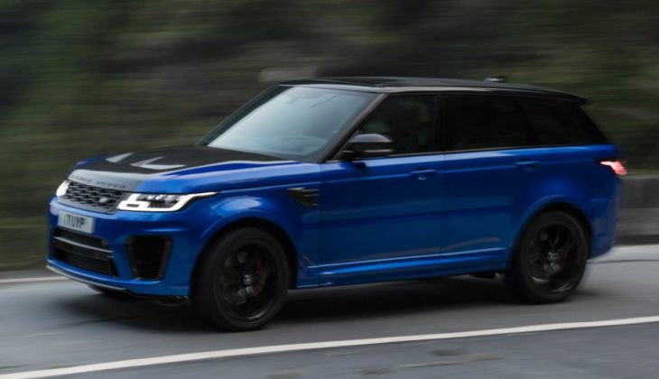 Range Rover Sport SVR Tinamen 1 730x420 at Range Rover Sport SVR Sets Record at Tianmen Road