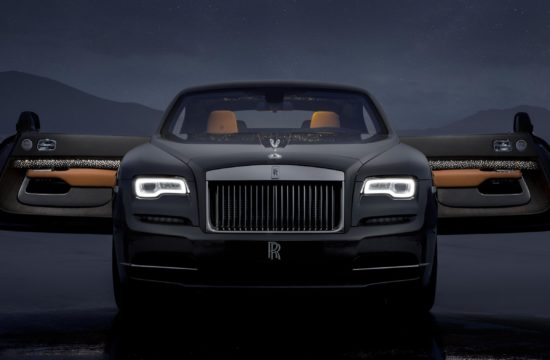 Rolls Royce Wraith Luminary Collection 1 550x360 at Official: Rolls Royce Wraith Luminary Collection